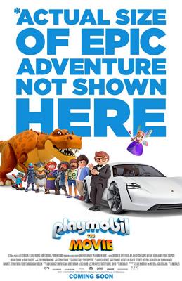 Playmobil: The Movie เพลย์โมบิล เดอะ มูฟวี่ (2019)