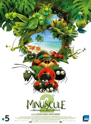 Minuscule 2 : Mandibles from Far Away หุบเขาจิ๋วของเจ้ามด ภาค2 (2019)