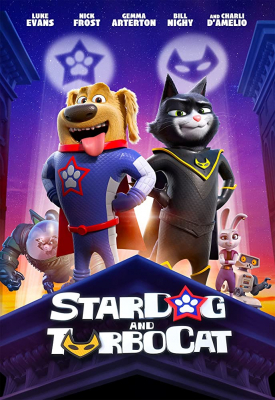 StarDog and TurboCat หมาอวกาศ และ แมวเทอร์โบ (2019)