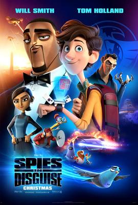 Spies in Disguise ยอดสปายสายพราง (2019)