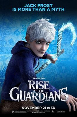 Rise of the Guardians ห้าเทพผู้พิทักษ์ (2012)