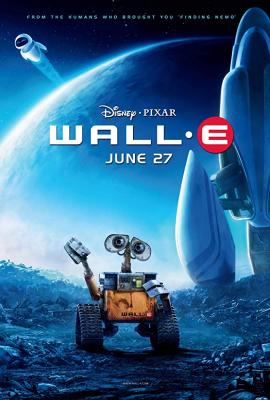 WALL-E วอลล์ – อี หุ่นจิ๋วหัวใจเกินร้อย (2008)