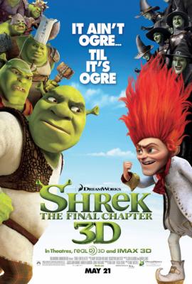 Shrek Forever After เชร็ค สุขสันต์ นิรันดร (2010)