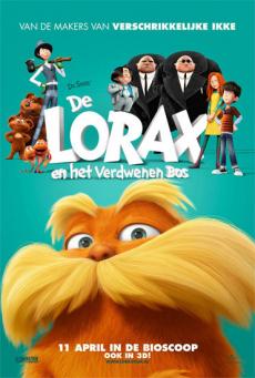 The Lorax คุณปู่โรแลกซ์ มหัศจรรย์ป่าสีรุ้ง (2012)