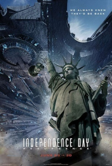 Independence Day 2: Resurgence ไอดี 4: สงครามใหม่วันบดโลก (2016)