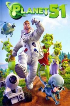 Planet 51 บุกโลกคนตัวเขียว (2009)