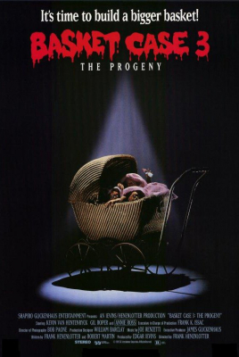 Basket Case 3: The Progeny อะไรอยู่ในตะกร้า 3 (1991)