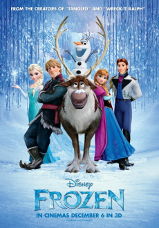Frozen ผจญภัยแดนคำสาปราชินีหิมะ (2013)