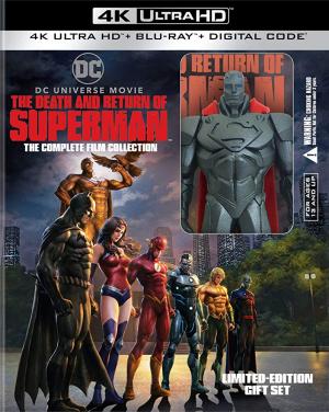The Death and Return of Superman ความตายและการกลับมาของซูเปอร์แมน (2019)