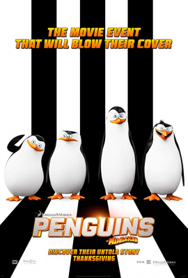 Penguins of Madagascar เพนกวินจอมป่วน ก๊วนมาดากัสการ์ (2014)