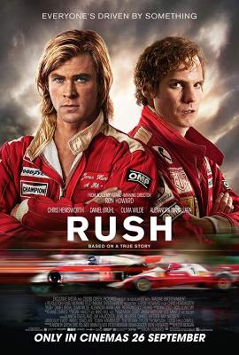 Rush อัดเต็มสปีด 2013