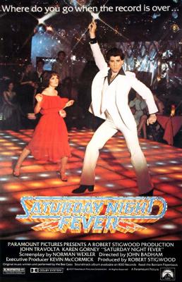 Saturday Night Fever แซทเทอร์เดย์ไนท์ฟีเวอร์ (1977)