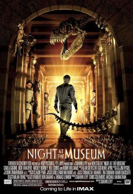 Night at the Museum คืนมหัศจรรย์…พิพิธภัณฑ์มันส์ทะลุโลก (2006)