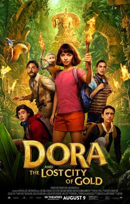 Dora and the Lost City of Gold ดอร่าและเมืองทองคำที่สาบสูญ (2019)