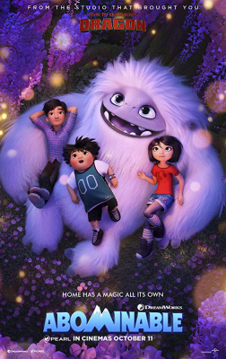 Abominable เอเวอเรสต์ มนุษย์หิมะเพื่อนรัก (2019)