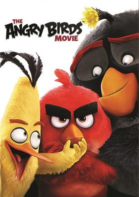 The Angry Birds Movie แองกรีเบิร์ดส เดอะ มูฟวี่ (2016)