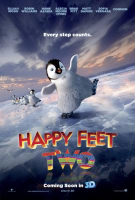Happy Feet Two 2 แฮปปี้ ฟีต ภาค2 (2011)