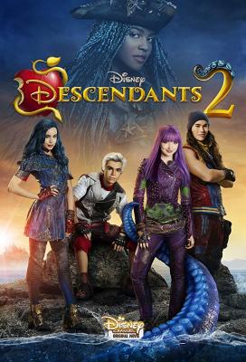 Descendants 2 รวมพลทายาทตัวร้าย ภาค2 (2017)