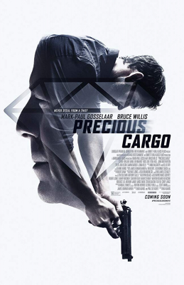 Precious Cargo ฉกแผนโจรกรรม ล่าคนอึด (2016)