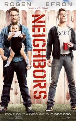 Bad Neighbours1 เพื่อนบ้านมหา(บรร)ลัย ภาค1 (2014)