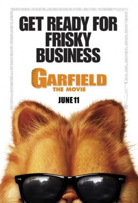Garfield : The Movie1 การ์ฟิลด์ ภาค1 (2004)