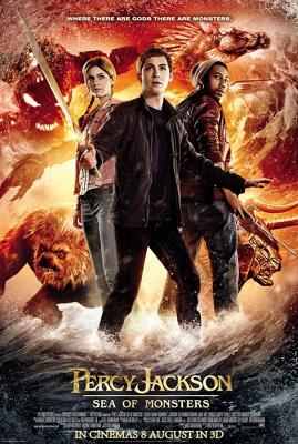 Percy Jackson: Sea of Monsters เพอร์ซีย์ แจ็กสัน กับ อาถรรพ์ทะเลปีศาจ (2013)