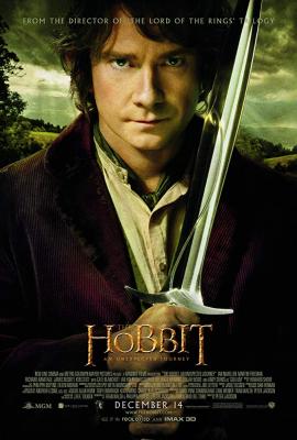 The Hobbit : An Unexpected Journey เดอะ ฮอบบิท : การผจญภัยสุดคาดคิด (2012)