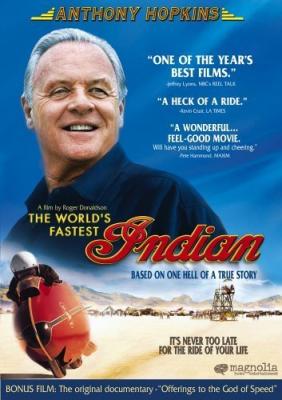 The Worlds Fastest Indian บิดสุดใจ แรงเกินฝัน (2005)