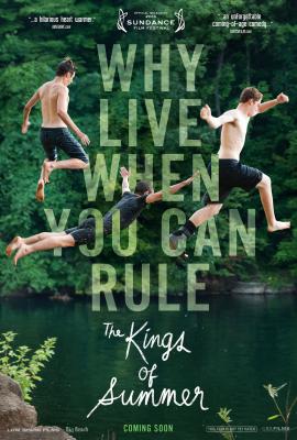 The Kings of Summer ทิ้งโลกเดิม เติมโลกใหม่ (2013)