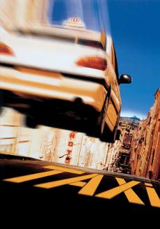Taxi 1 แท็กซี่ระห่ำระเบิด ภาค1 (1998)