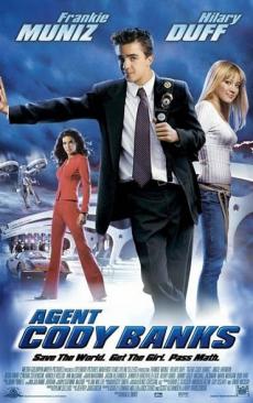 Agent Cody Banks 1 เอเย่นต์ โคดี้แบงค์ ภาค1: พยัคฆ์หนุ่มแหวกรุ่น (2003)