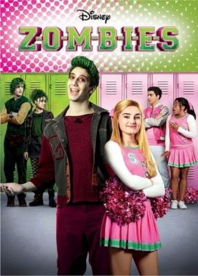 Zombies 1 ซอมบี้ นักเรียนหน้าใหม่กับสาวเชียร์ลีดเดอร์ ภาค1 (2018)