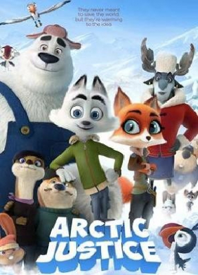 Arctic Justice อาร์กติกวุ่นคุณจิ๊งจอก (2019)