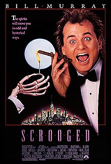 Scrooged สครูท (1988) ซับไทย
