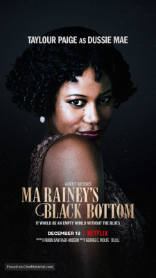 Ma Rainey's Black Bottom มา เรนีย์ ตำนานเพลงบลูส์ (2020) ซับไทย