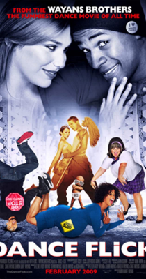 Dance Flick ยำหนังเต้น จี้เส้นหลุดโลก (2009)
