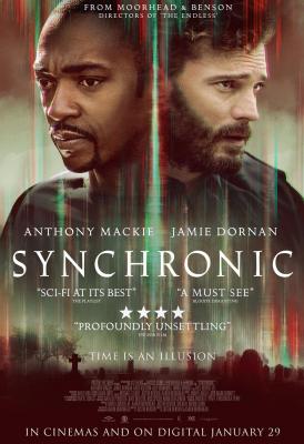 Synchronic ซิงโครนิก ยาสยองข้ามเวลา (2019) ซับไทย
