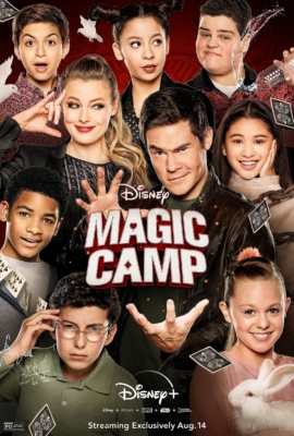 Magic Camp ค่ายป่วน ก๊วนมายากล (2020)