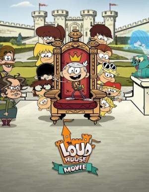 The Loud House Movie ครอบครัวตระกูลลาวด์ เดอะ มูฟวี่ (2021)