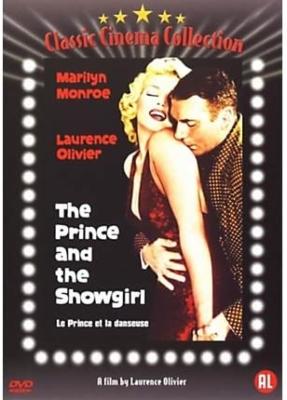 The Prince and the Showgirl สัปดาห์ของฉันกับมาริลีน (1957)