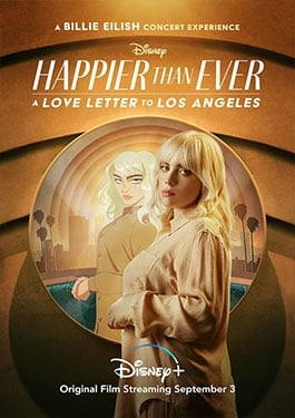 Happier Than Ever: A Love Letter to Los Angeles (2021) ซับไทย