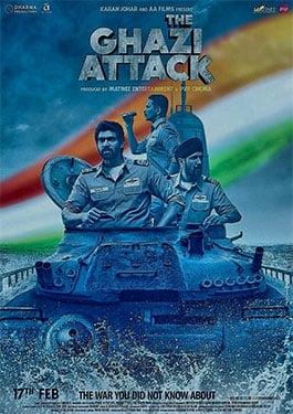 The Ghazi Attack เดอะกาซีแอทแทค (2017) ซับไทย