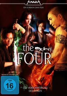 The Four 3: Final Battle 4 มหากาฬพญายม ภาค 3 ศึกครั้งสุดท้าย (2014)