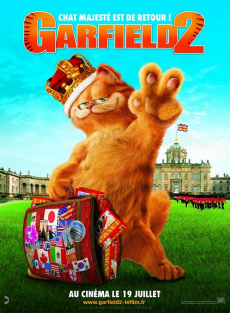 Garfield 2: A Tail of Two Kitties การ์ฟิลด์ เดอะ มูฟวี่ ตอน: อลเวงเจ้าชายบัลลังก์เหมียว ภาค 2 (2006)