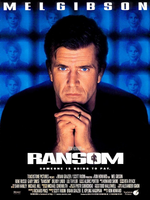 Ransom แรนซั่ม ค่าไถ่เฉือนคม (1996)