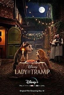 Lady and the Tramp ทรามวัยกับไอ้ตูบ (2019)