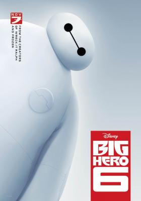 Big Hero 6 บิ๊ก ฮีโร่ 6 (2014)