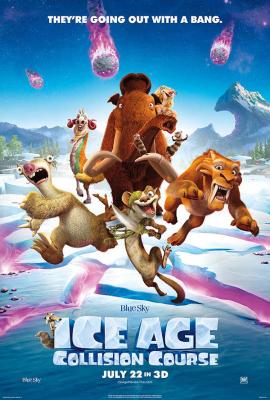 Ice Age: Collision Course ไอซ์ เอจ: ผจญอุกกาบาตสุดอลเวง!! (2016)