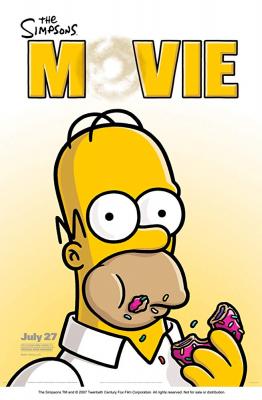 The Simpsons Movie เดอะซิมป์สันส์ มูฟวี่ (2007)