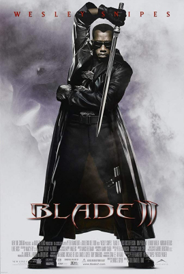 Blade2 เบลด พันธุ์ฆ่าอมตะ ภาค2 (2002)